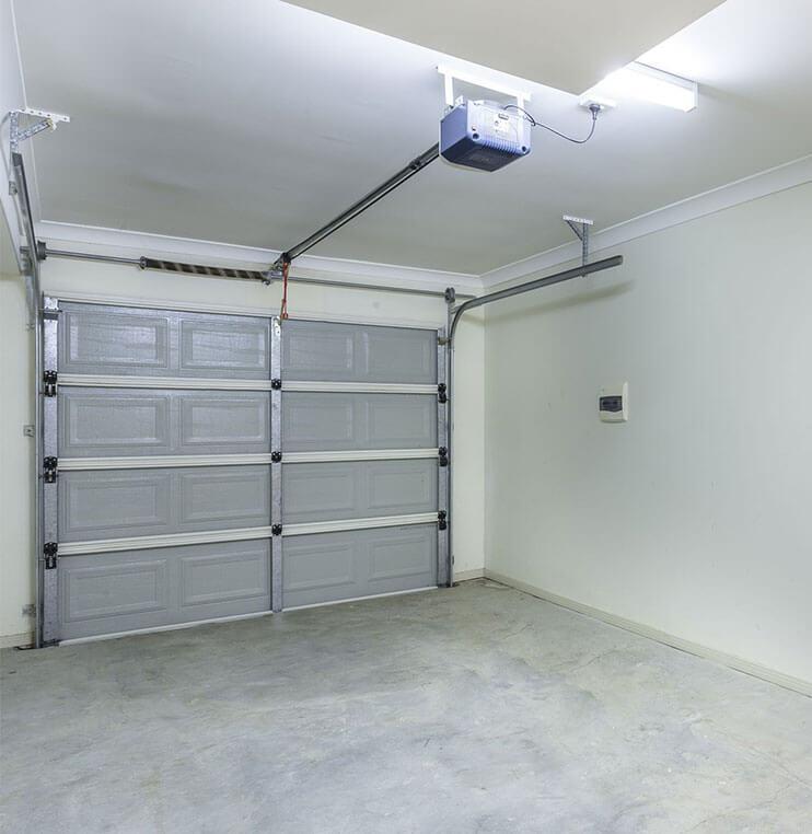 Puertas basculantes de muelles Norpa puertas y automatismos
