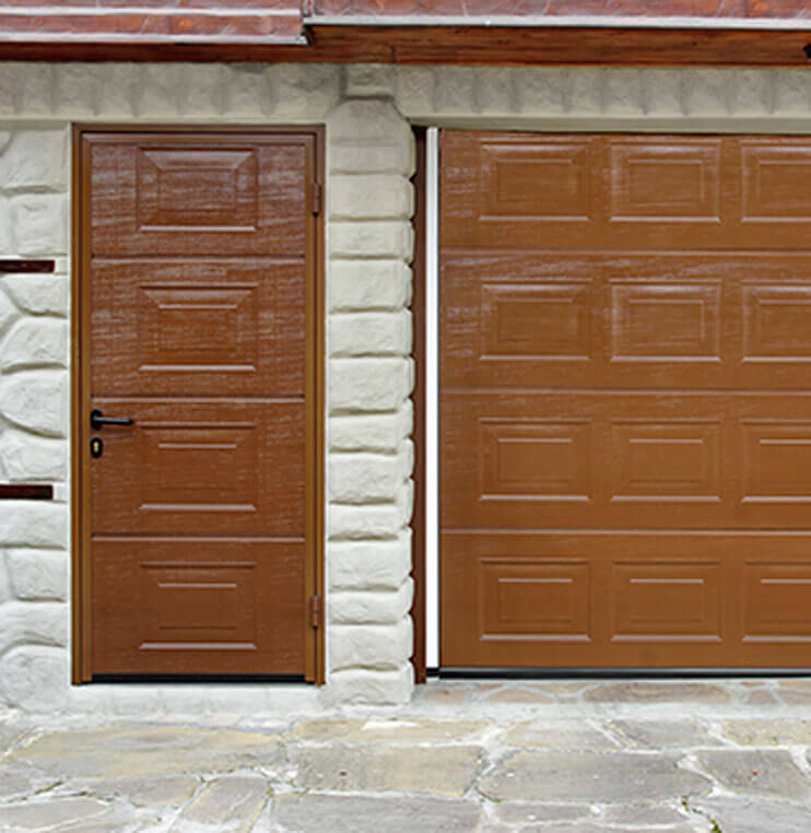 Puertas basculantes de muelles norpa puertas for Puertas y automatismos