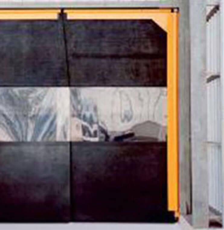 Puertas flexibles batientes Norpa puertas y automatismos