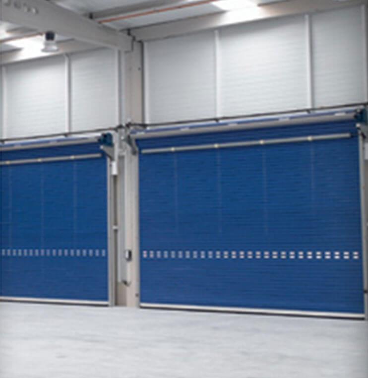 Puertas y cierres enrollables Norpa puertas y automatismos