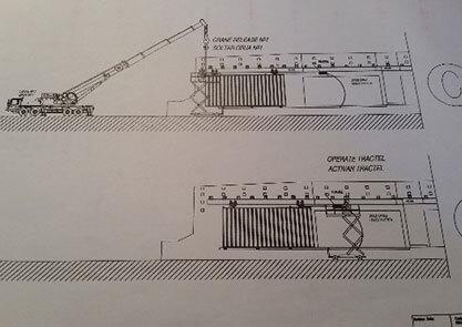 Norpa puertas y automatismos - Instalación de puertas