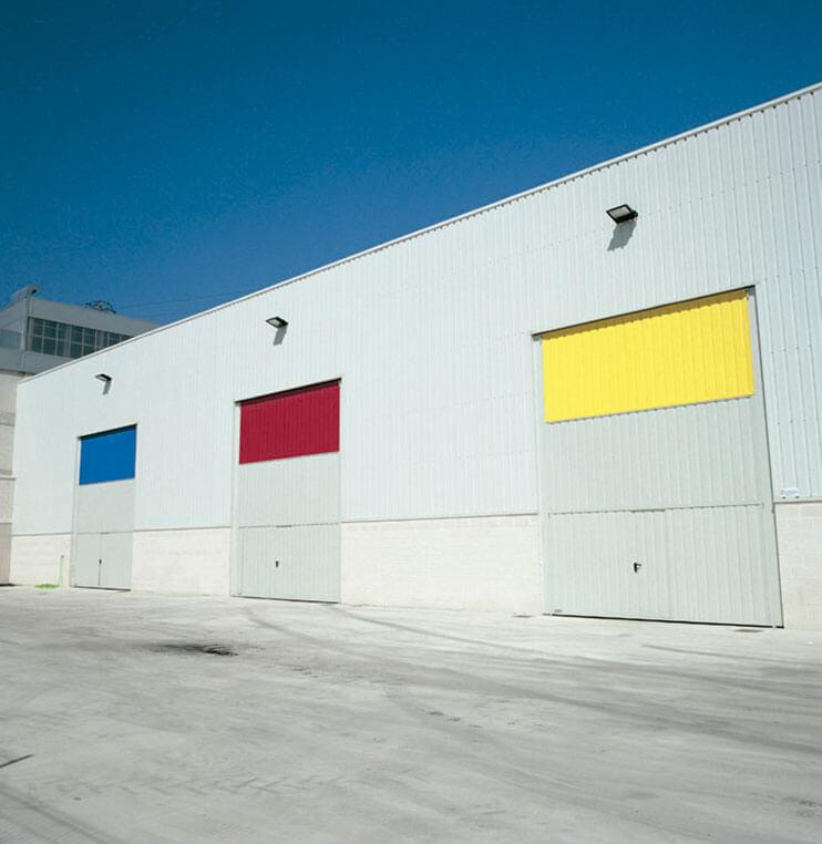 Puertas basculantes Norpa puertas y automatismos