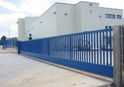 Puertas correderas norpa puertas y automatismos for Automatismo puerta corredera