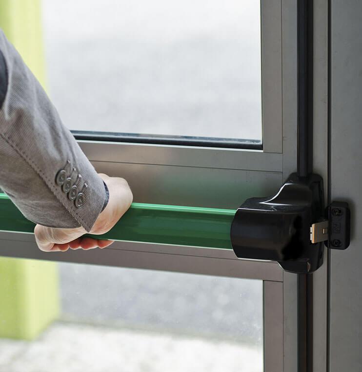 Puertas cortafuegos norpa puertas y automatismos for Puertas y automatismos