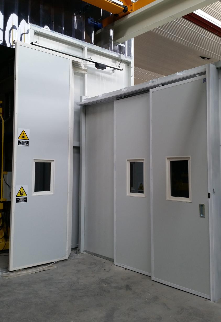 Puertas garaje valladolid affordable puertas de garaje en - Puertas en valladolid ...