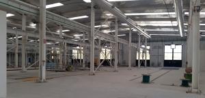 puertas para talleres tranvia bahia de cadiz - Norpa Puertas y Automatismos