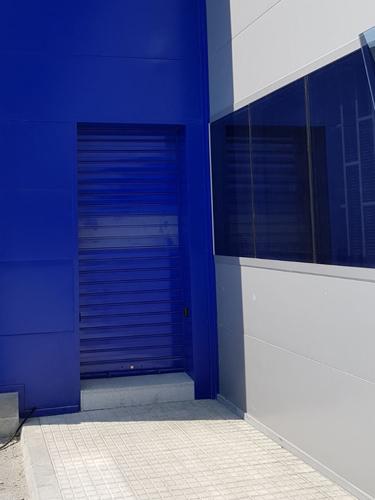 Puertas enrollables en Sevilla - ITV Sanlúcar la Mayor - Norpa